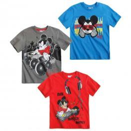 Mickey Camiseta Manga Corta