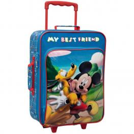 Mickey Maleta Trolley 50 Cm