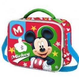 Mickey Merendero Cuadrado M Star