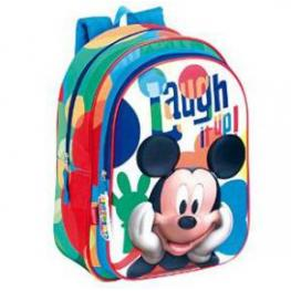 Mickey Mochila 3D Mmch Laugh Ref 52517