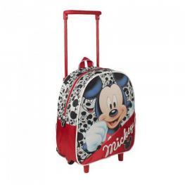 Mickey Mochila Trolley Infantil Ref 2100001136
