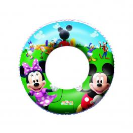Mickey Mouse Flotador Donus 3 A6 Años 56Cm 22* Ref 91004
