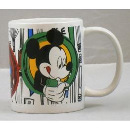 Mickey Mouse Porcelana Taza Ref Mk129-18Kcecbz