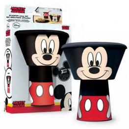 Mickey Mouse Set Desayuno Apicable Ref 59077