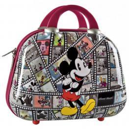 Mickey Neceser Abs Beauty Case Mickey Film 35X26X14Cm Ref 1480501