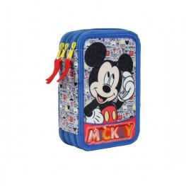 Mickey Plumier 3 Pisos