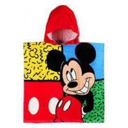 Mickey Poncho Playa 60X120 Cm Ref 2200001101