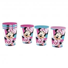 Minnie Set 3 Vasos Picnic Ref 56577