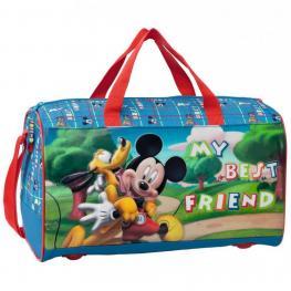 Mickey Travel Bag 38 Cm Mickey/ Pluto Friends