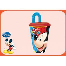 Mickey Vaso Caña Value Colors 430Ml Ref 59030
