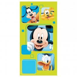 Mickey y Sus Amigos Toalla Playa 70X140 Cm Ref 92109