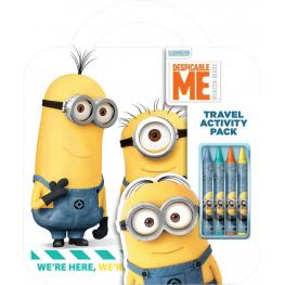 Minions Travel Activity Pack