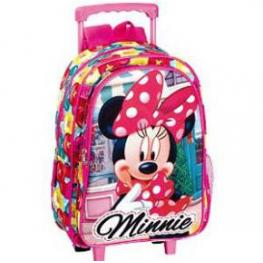 Minnie For You Mochila Carro Ref 51901