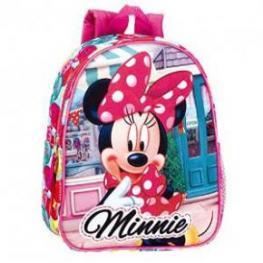 Minnie For You Mochila Guarderia Ref 51903