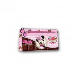 Minnie Infantil Estuche Plano Sweet Cake Ref 51166