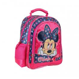Minnie Mochila Escolar Med. Premium
