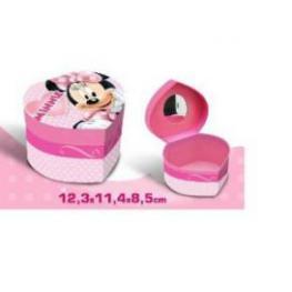 Minnie Mouse Jotero Forma de Corazon Ref Wd91040B