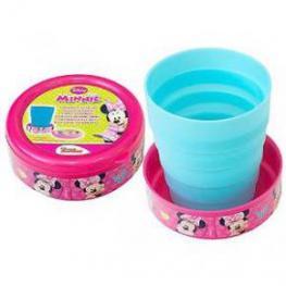 Minnie Mouse Vaso Apegable Dots & Bows Ref 56506