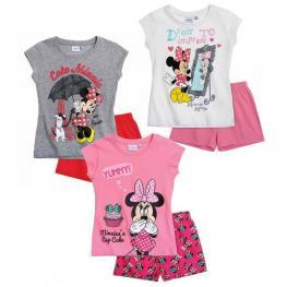 Minnie Pijama Corto