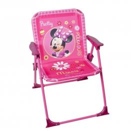 Minnie Silla de Tela y Metal Playa Ref 0560466