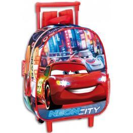 Mochila Cars Neon City