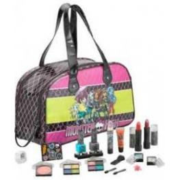 Monster High Bolso Con Maquillaje