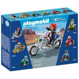 Moto Chopper5526 Playmobil