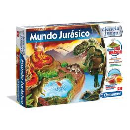 Mundo Jurasico Ciencia y Juego Crea tu Isla Jurasica +8 Años Ref 55085