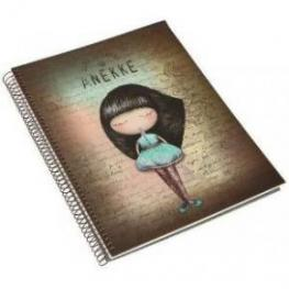 Notebook Spiral 22*29