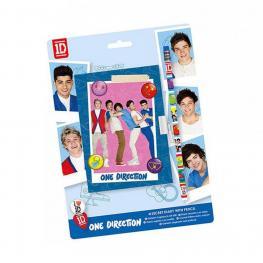 One Direction Diario Secreto Ref 513-510