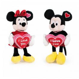 Pareja Mickey y Minnie 25Cm Ref.11268