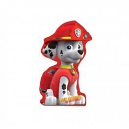 Paw Patrol Cojin 3D 33Cm Color Rojo