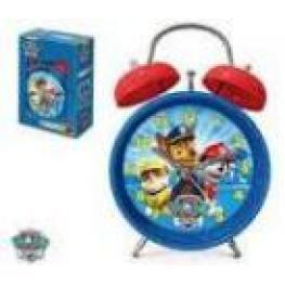 Paw Patrol Reloj Despertador Ref 301855