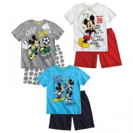 Mickey Pijama Corto