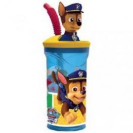 Paw Patrol Vaso Figura 3D  Ref 80766
