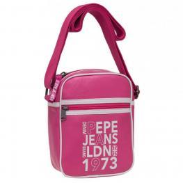 Pepe Jeans Bandolera Brand Pu Rosa 7075652