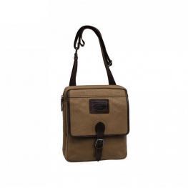Pepe Jeans Bandolera /shoulder Bag Yute Calor Camel 22X26X7Cm Ref 7015251