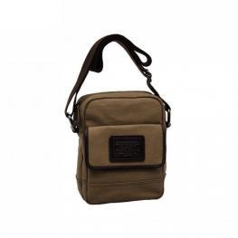 Pepe Jeans Bandolerea/shoulder Bag Yute Color Camel 16X21X7Cm Ref 70115151