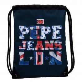 Pepe Jeans Gim Saco Paseo Letters Logo 35X44Cm Ref 6063851
