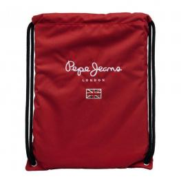 Pepe Jeans Gym Sac Basic Rojo