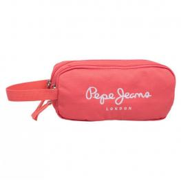 Pepe Jeans Logo Basic Coral Neceser 2Comp Ref 6151355