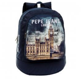 Pepe Jeans London Original Mochila Adap 42Cm Ref 6092351