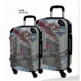 Pepe Jeans Maleta Trolley Abs London Bridge 46X70X26 Ref 4140901