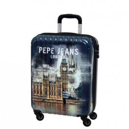 Pepe London Original Trolley Abs 55Cm