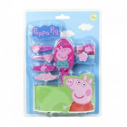 Peppa Pig Acces.Pelo Blister Ref 2500000315