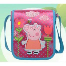 Peppa Pig Bolso Bamdolera Ref 007-5218