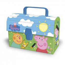 Peppa Pig Bolso Fiambrera Carton
