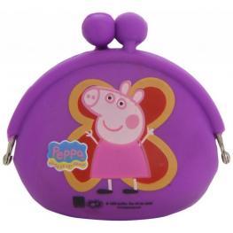 Peppa Pig Monedero Click