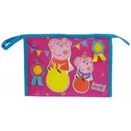 Peppa Pig Neceser Peppa y George Ref.007-5461