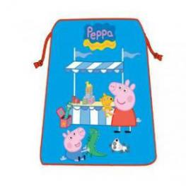 Peppa Pig Saco Tela Ref. 419376